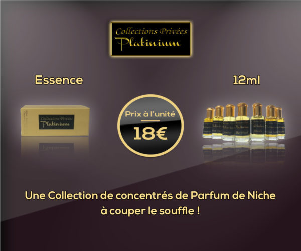 COLLECTION PLATINIUM PURE